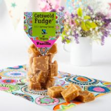 Cotswold Fudge Co Vanilla - Vegan